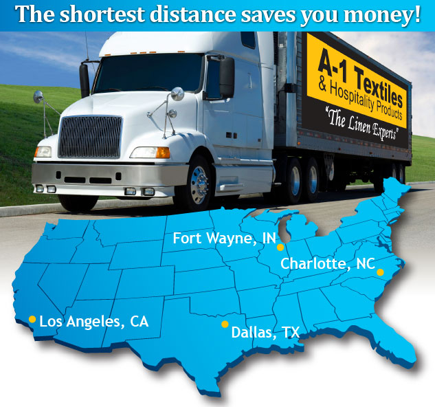 The Shortest Distance Sves You Money!