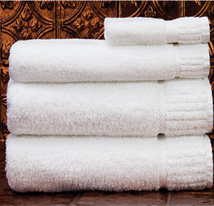 Golden Overture towels